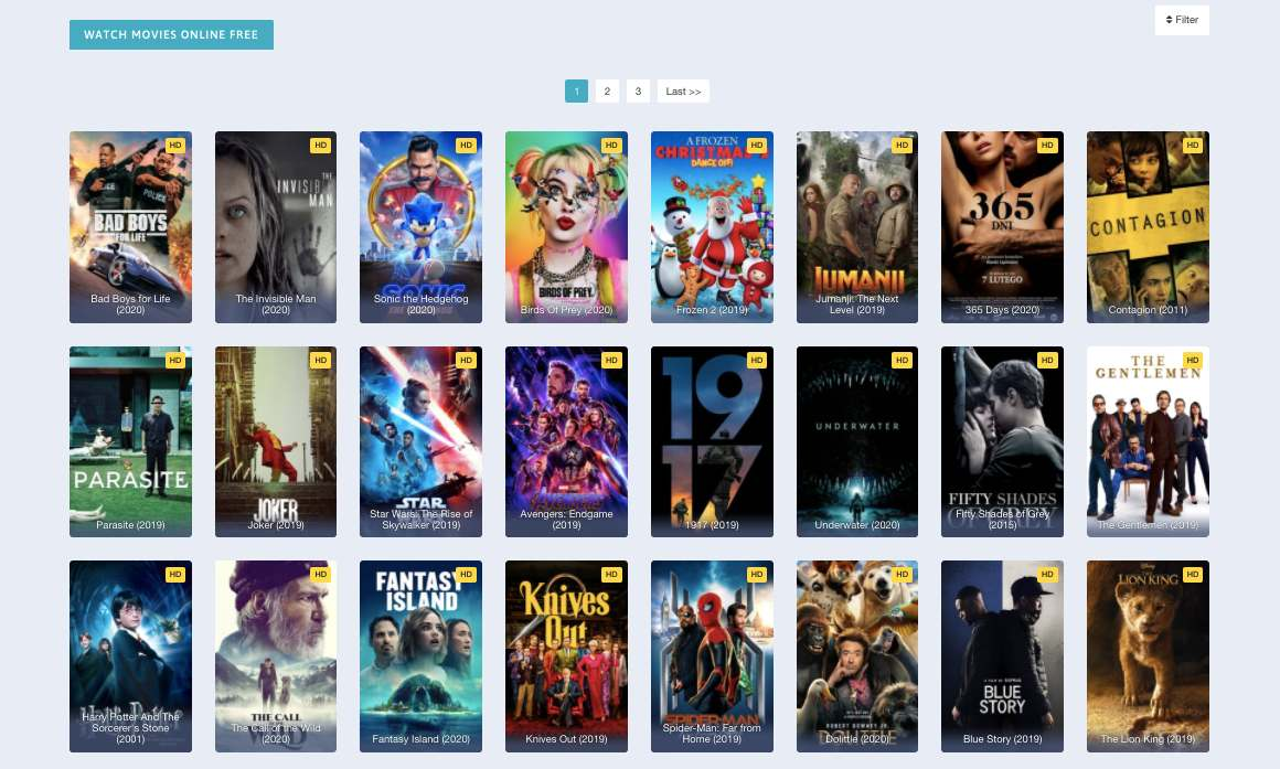 How To Access 123movies 2020