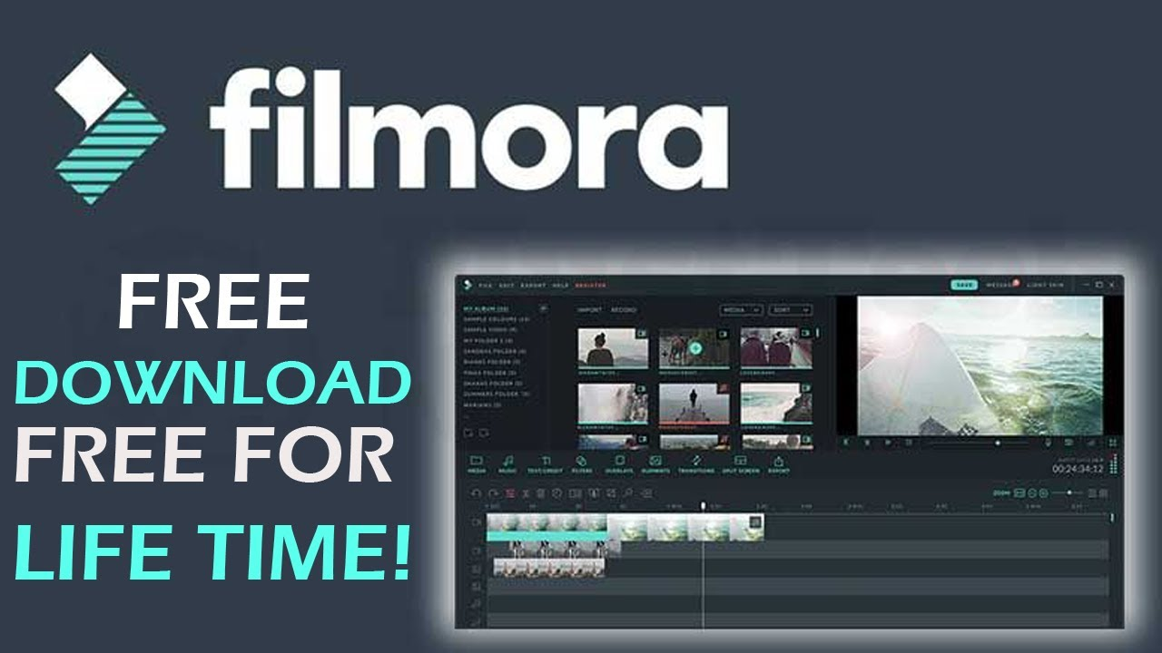 The advantages of video editing software.