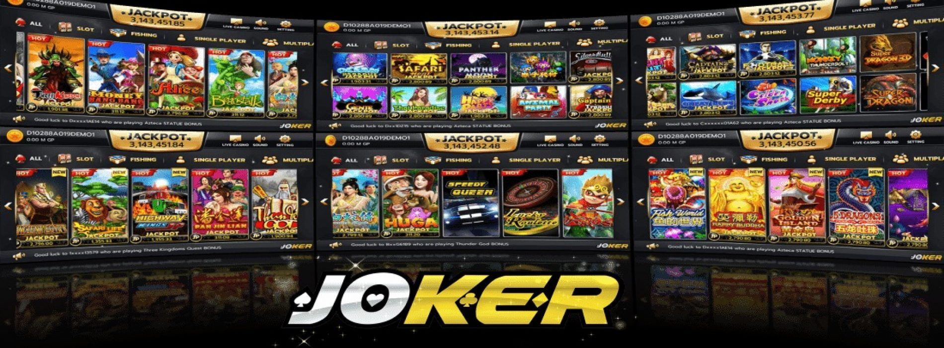 Plunge for the casino place deal with at your house with joker123