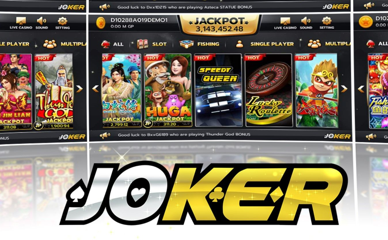Play Greatest Agen Joker123 Casino Video games Here