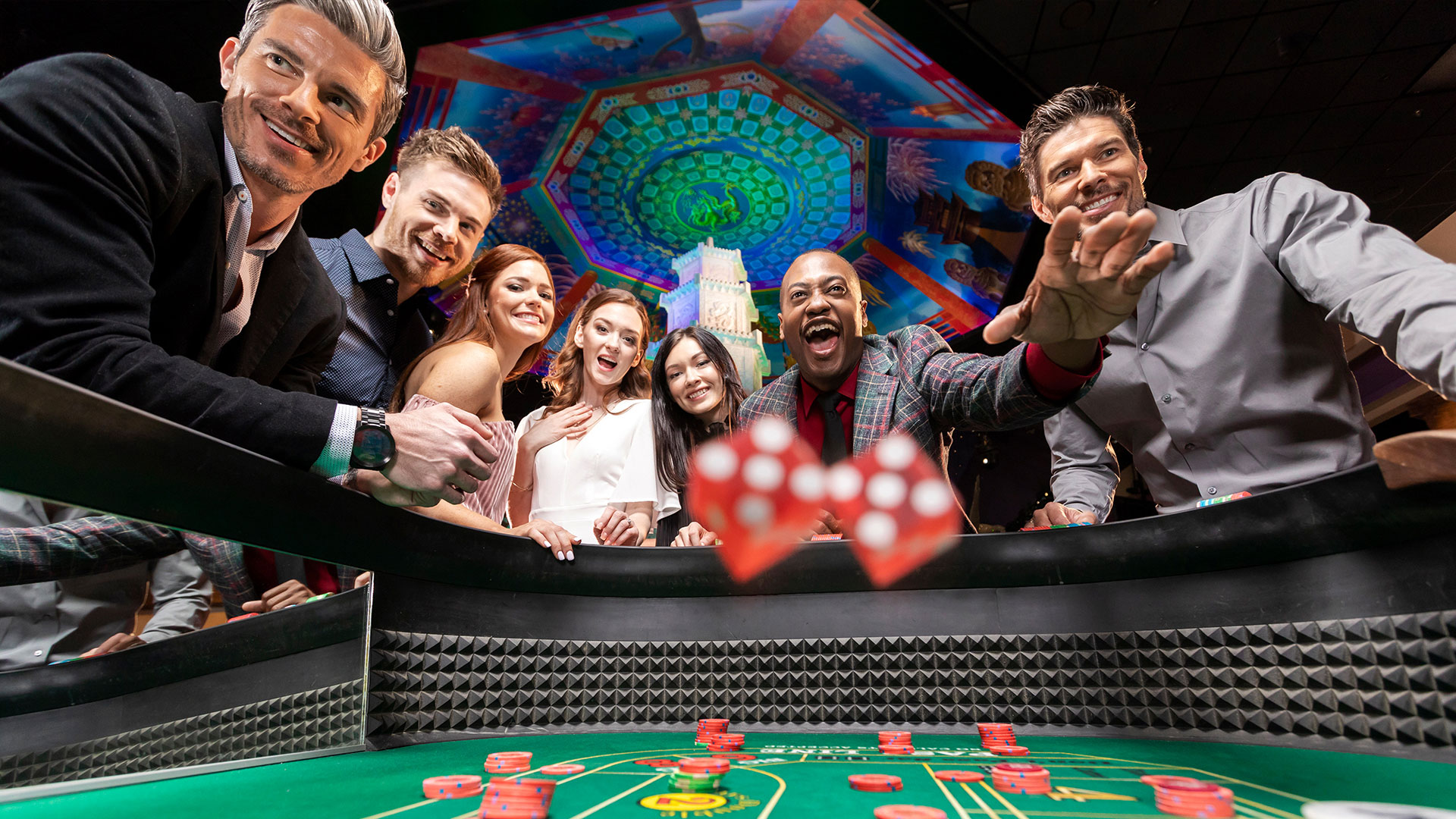Online casinos (คาสิโนออนไลน์) open all day every day.