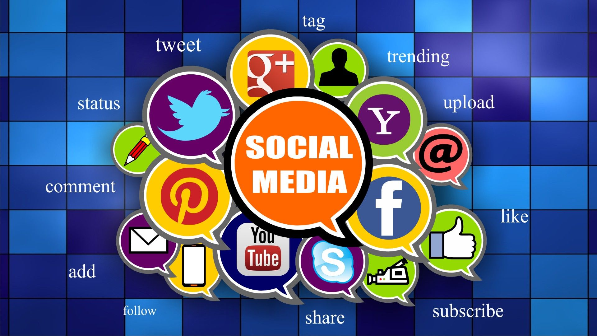 24-hour support in social media services to solve problems