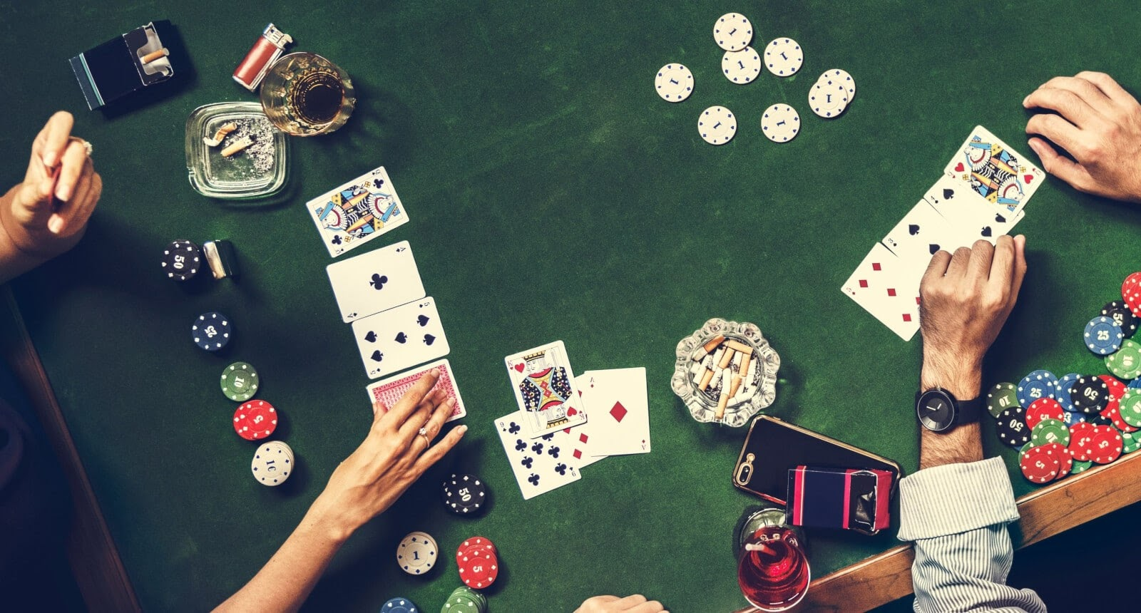 Seeking Your Good fortune With Online Poker